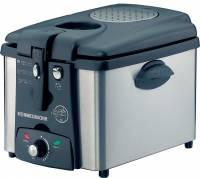 Rommelsbacher FR 2125/E Friggitrice in acciaio INOX, valutazione ETM Testmagazin ottimo (09/2010)
